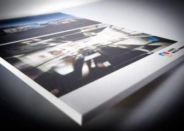 Andres Druck und Werbung Plattendirektdruck - Platte