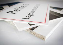 Andres Druck und Werbung Plattendirektdruck - Plattengruppe